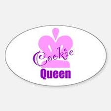 Cookie Queen Decal