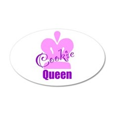 Cookie Queen Wall Decal