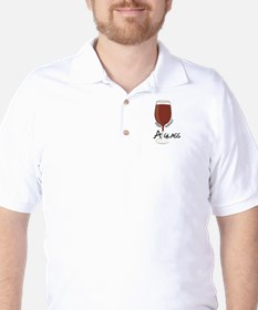 A Glass T-Shirt