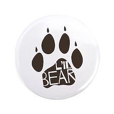 """Lil Bear 3.5"""" Button"""