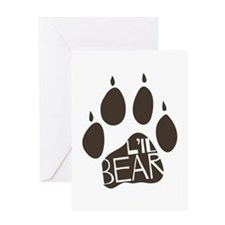Lil Bear Greeting Cards