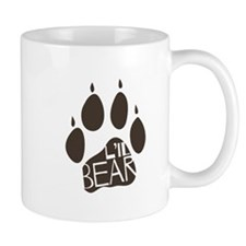 Lil Bear Mugs