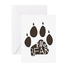 Big Bear Greeting Cards