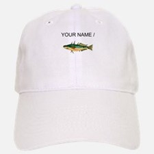 Custom Stickleback Fish Baseball Baseball Baseball Cap