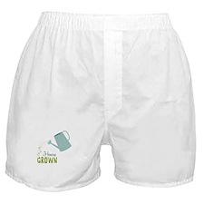Home Grown Boxer Shorts