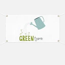Green Thumb Banner