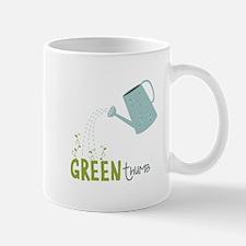 Green Thumb Mugs