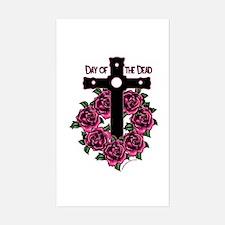 Day Of The Dead-Dia De Los Muertos-Mexican Decal