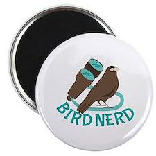 Bird Nerd Magnets