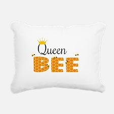 Queen Bee Rectangular Canvas Pillow