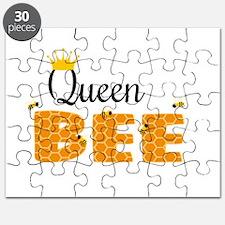 Queen Bee Puzzle