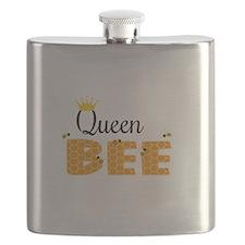 Queen Bee Flask