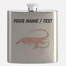 Custom Shrimp Flask