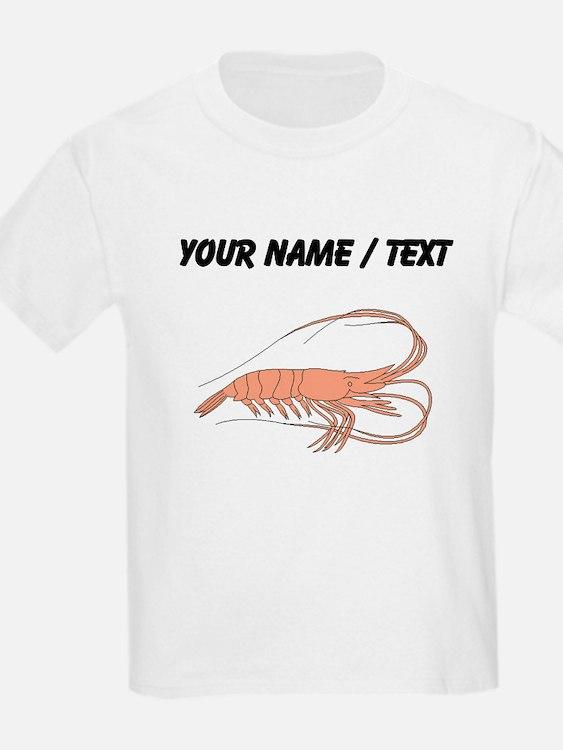 Custom Shrimp T-Shirt