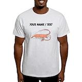 Shrimp Mens Light T-shirts