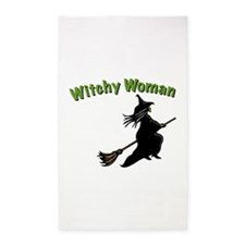Witchy Woman 3'x5' Area Rug