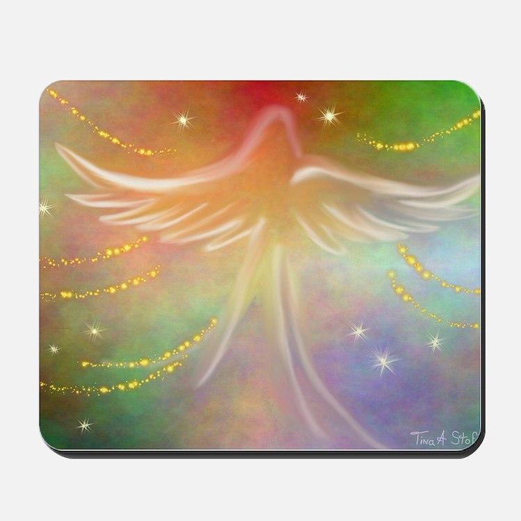 Spirit Angel Mousepad