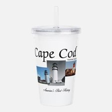 Cape Cod Americasbesth Acrylic Double-wall Tumbler