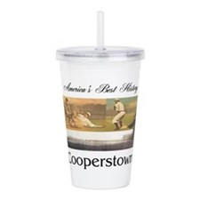 ABH Cooperstown Acrylic Double-wall Tumbler