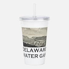 ABH Delaware Water Gap Acrylic Double-wall Tumbler