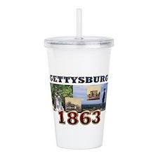 ABH Gettysburg Acrylic Double-wall Tumbler
