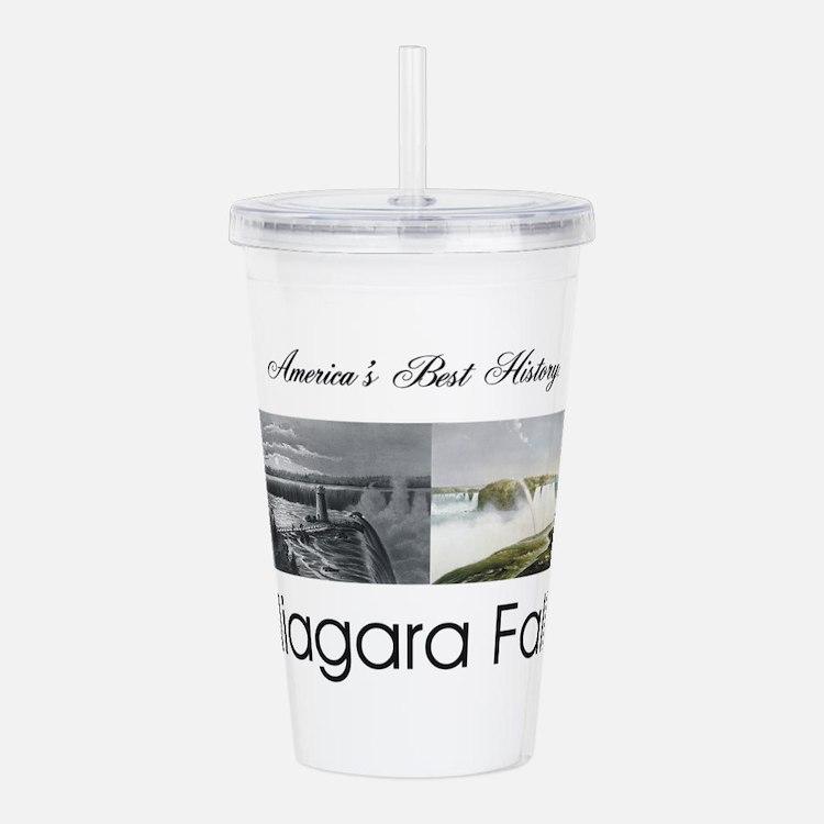 ABH Niagara Falls Acrylic Double-wall Tumbler
