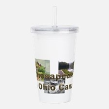 c&ocanal Acrylic Double-wall Tumbler