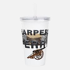 Harper's Ferry America Acrylic Double-Wall Tum