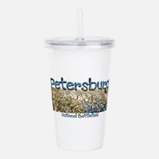 petersburg2a Acrylic Double-wall Tumbler