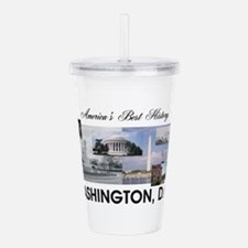 Washington Americasbes Acrylic Double-wall Tumbler