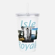 ABH Isle Royale Acrylic Double-wall Tumbler