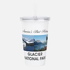 ABH Glacier National P Acrylic Double-wall Tumbler