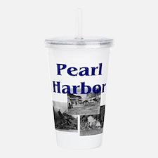 ABH Pearl Harbor Acrylic Double-wall Tumbler