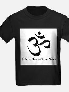 Om: Breathe & Be. T