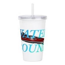 Water Bound Acrylic Double-wall Tumbler