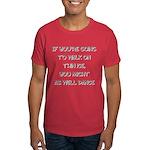 WalkOnThinIce Dark T-Shirt