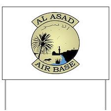 Al Asad Air Base.psd.png Yard Sign