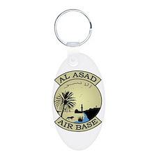 Al Asad Air Base.psd Keychains