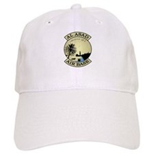 Al Asad Air Base.psd.png Baseball Cap