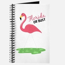 Florida Or Bust Journal