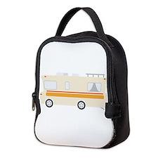 Recreational Vehicle Neoprene Lunch Bag