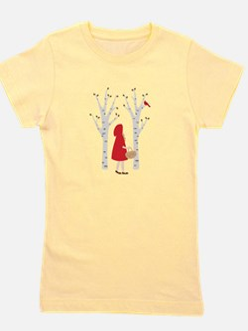 Red Riding Hood Girl's Tee