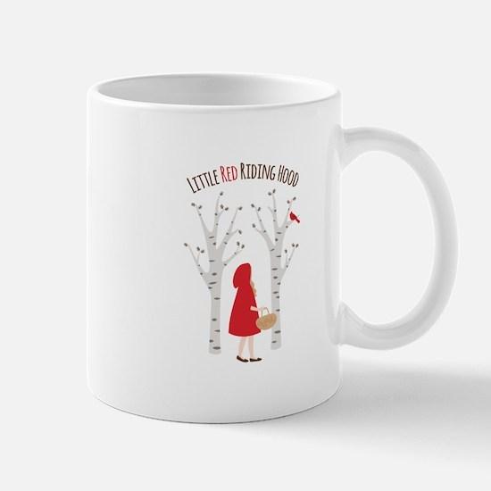 Little Red Riding Hood Mugs