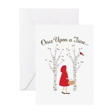 Once Upon A Time... Greeting Cards