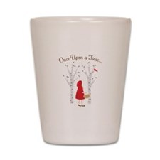 Once Upon A Time... Shot Glass