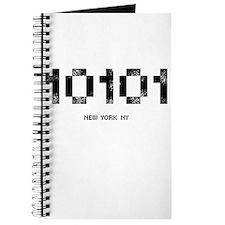 01010 New York NY Journal
