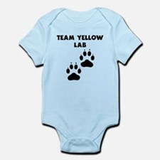 Team Yellow Lab Body Suit