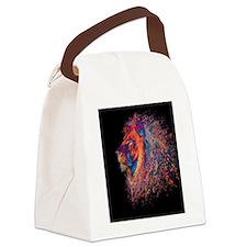 leon Canvas Lunch Bag