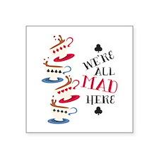 Card Game Cup Sticker