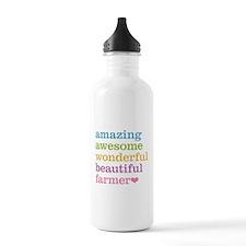 Amazing Farmer Water Bottle